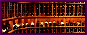 Check out lovely home wine cellars