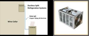 Learn more about split wine cooling system!