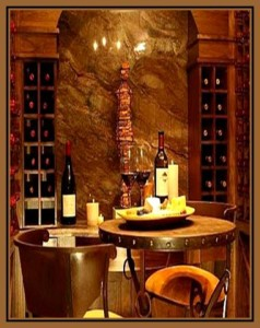 START YOUR OWN WIINE CELLAR PROJECT NOW!