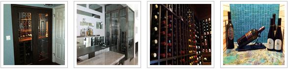 Custom Wine Cellars Miami Florida - Wine Cellar Design