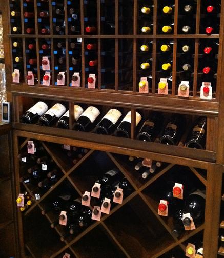 Wine Bottle Neck Tags - Wine Cellar Accessories