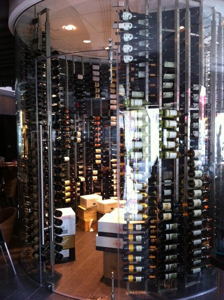 Commercial Wine Racks Miami Florida
