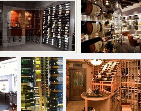 Wine Cellar Design by Wine Cellar International
