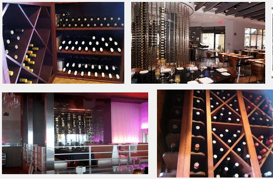 Wine Racks by Wine Cellar International