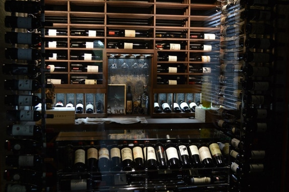 Wine Cellar Design - Wine Storage and Wine Display