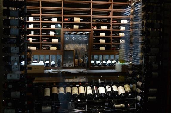 Wine Cellar Design - Wine Storage and Wine Display