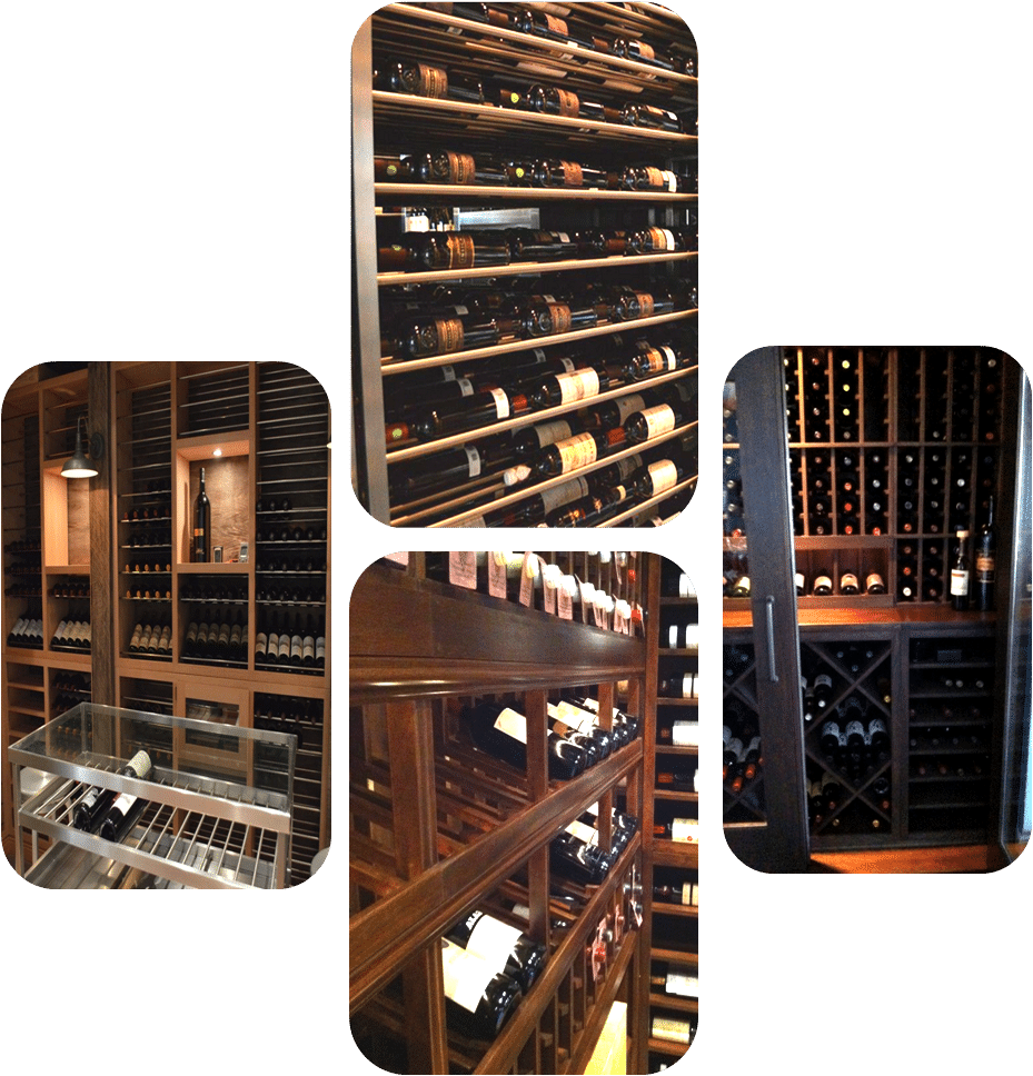 custom wine cellar displays Florida