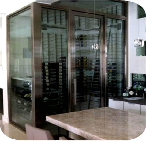 residential wine cellar Florida