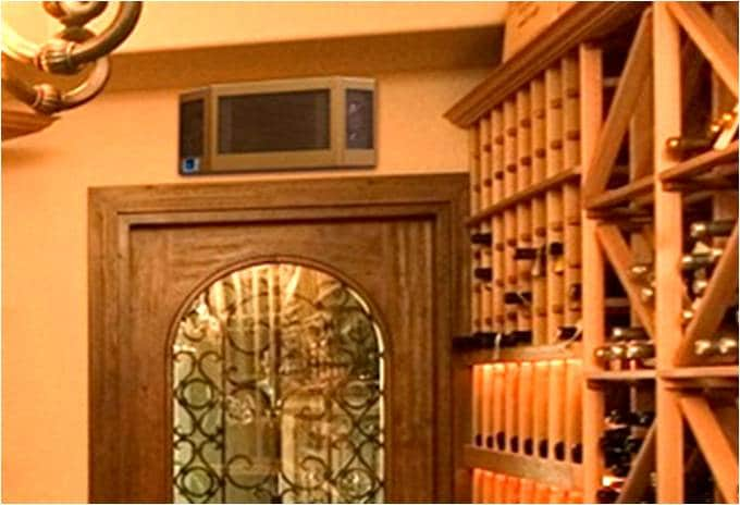 wine cellar cooling unit Florida
