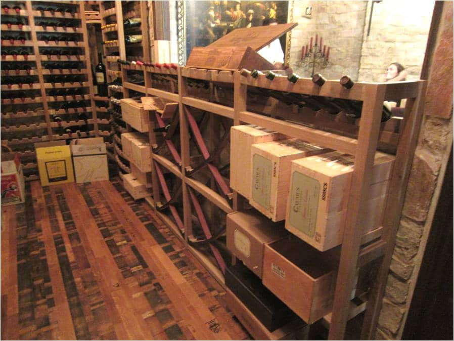 Florida Wine Cellar in Naples - See the full project on Houzz